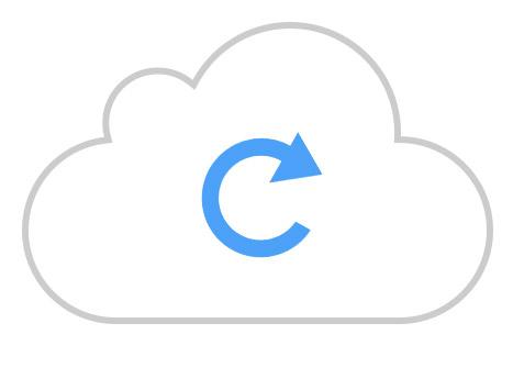 icloudバックアップからデータを復元